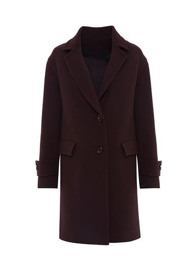 Vekem-Limited Edition Palto Mürdüm
